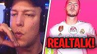 FIFA 20 ANSTATT FORTNITE?😱 MontanaBlack Realtalk
