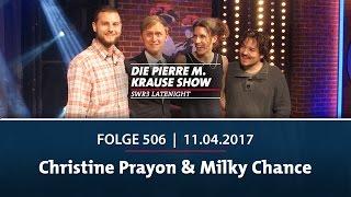 Die Pierre M. Krause Show vom 11.04.2017
