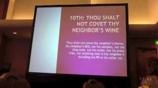 Wine Blogger's Conference 2012--Ignite: Wine, Sex & the Semi-colon by Gwendolyn Alley