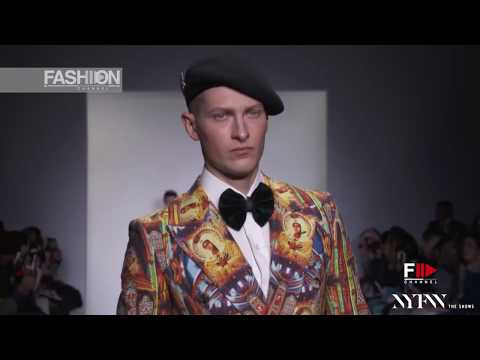 HELEN ANTHONY Fall 2018/2019 New York - Fashion Channel