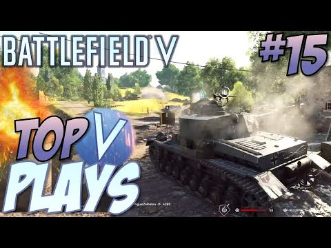 Battlefield 5 PLAYS OF THE WEEK #15 (BFV Multiplayer Gameplay Montage) thumbnail