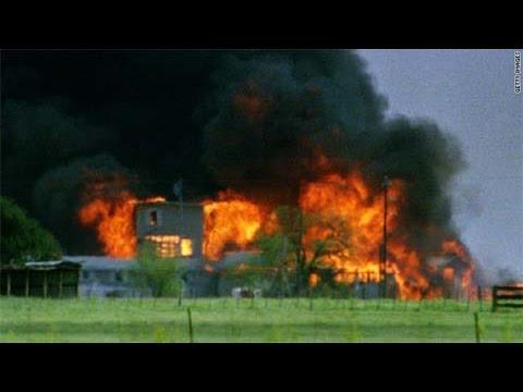 La masacre de waco texas