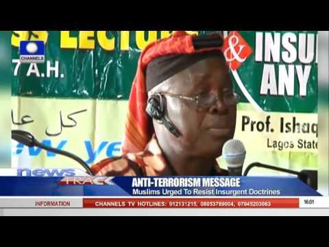 Muslims Urged To Resist Boko Haram, ISIS Doctrines 18/10/15