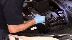 How to replace a battery on a 2013-2016  Hyundai Santa fe