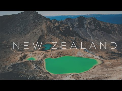 NEW ZEALAND - Beautiful Day for the Road