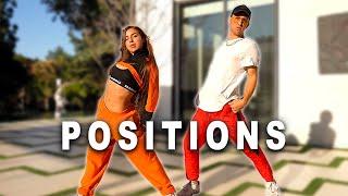 Ariana Grande - Positions Dance   Matt Steffanina Choreography