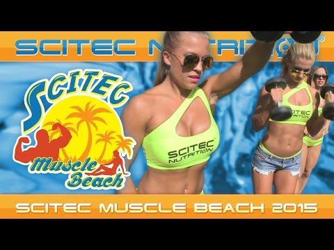 SCITEC MUSCLE BEACH - Team Scitec edzés szombaton