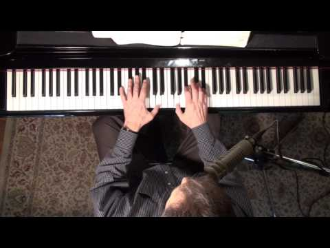 Open Voicings - standard formulae Jazz Piano College 120
