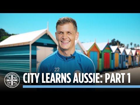 City Learns Aussie: Part 1