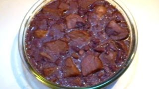 Rajma Aur Shalgam-red Kidney Beans With Turnip