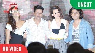 Kriti Short Film - Manoj Bajpayee, Kagana Rauaut, Neha Sharma, Radhika Apte | Press Conference