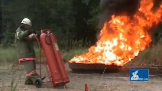 Углекислотный огнетушитель ОУ-50 ИНЕЙ очаг 89В(Углекислотный огнетушитель ОУ-50 ИНЕЙ производства ЗАО