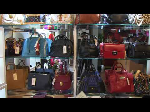 VIDEO: Looking for a bargain Chanel bag? This Dublin shop is for you