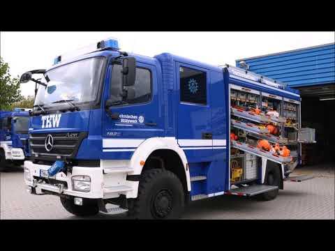 [GKW 1] Gerätekraftwagen 1 | THW | feuerwehronline.com