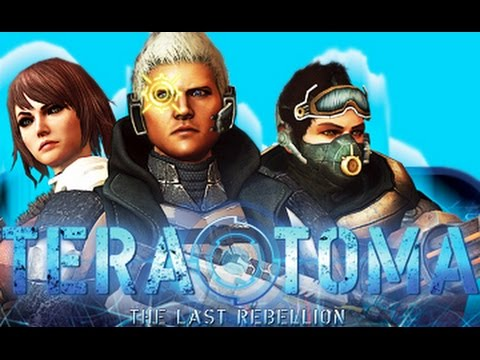 Teratoma: The Last Rebellion [Continue used/Practice]