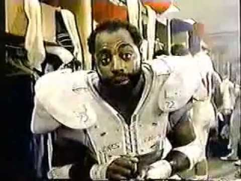 RealSports Football Atari 2600 1982 Commercial Too Tall Jones