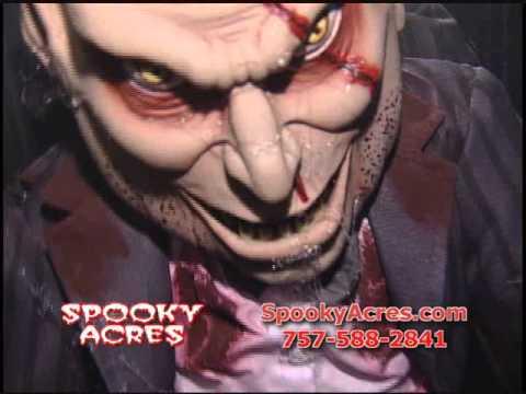 Spooky Acres Haunted House virginia