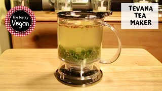 Teavana Perfect  Tea Maker  🌿  ( Demo & Review)