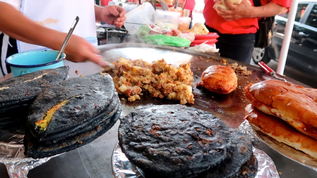 Mouthwatering Mexico Street Food Tour Local Food In Mexico City