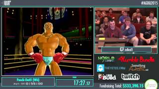 Awesome Games Done Quick 2015 - Part 129 - Punch-Out!! (Wii) by Zallard1