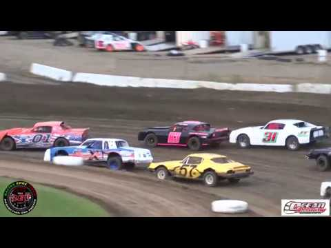 Ocean Speedway July 26th, 2019 Hobby Stock Main Event Highlites