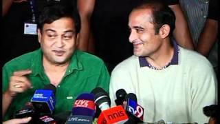 Special Screening Of Gali Gali Chor Hai For Anna Hazare