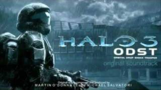 Halo 3: ODST Soundtrack - The Rookie