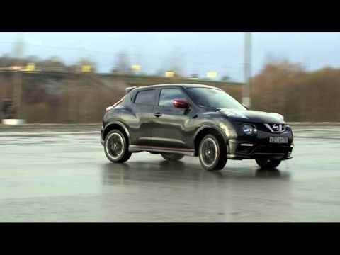 Наши тесты. Nissan Juke Nismo RS