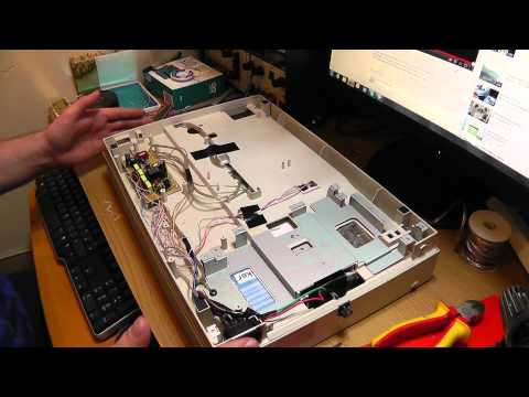 Turn an old scanner into a UV PCB developer box - 3