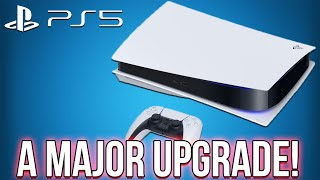 The PlayStation 5's Backwards Compatibility Is Getting A HUGE Upgrade!