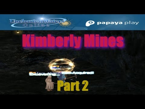 Uncharted Waters Online: Kimberley Mine part 2