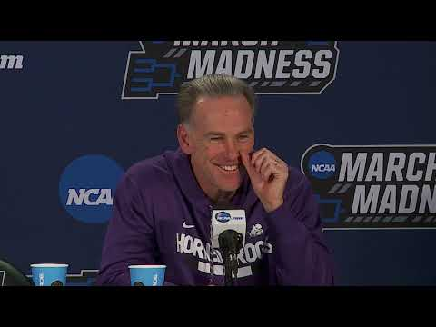 NCAA 1st Rnd | Jamie Dixon Press Conference