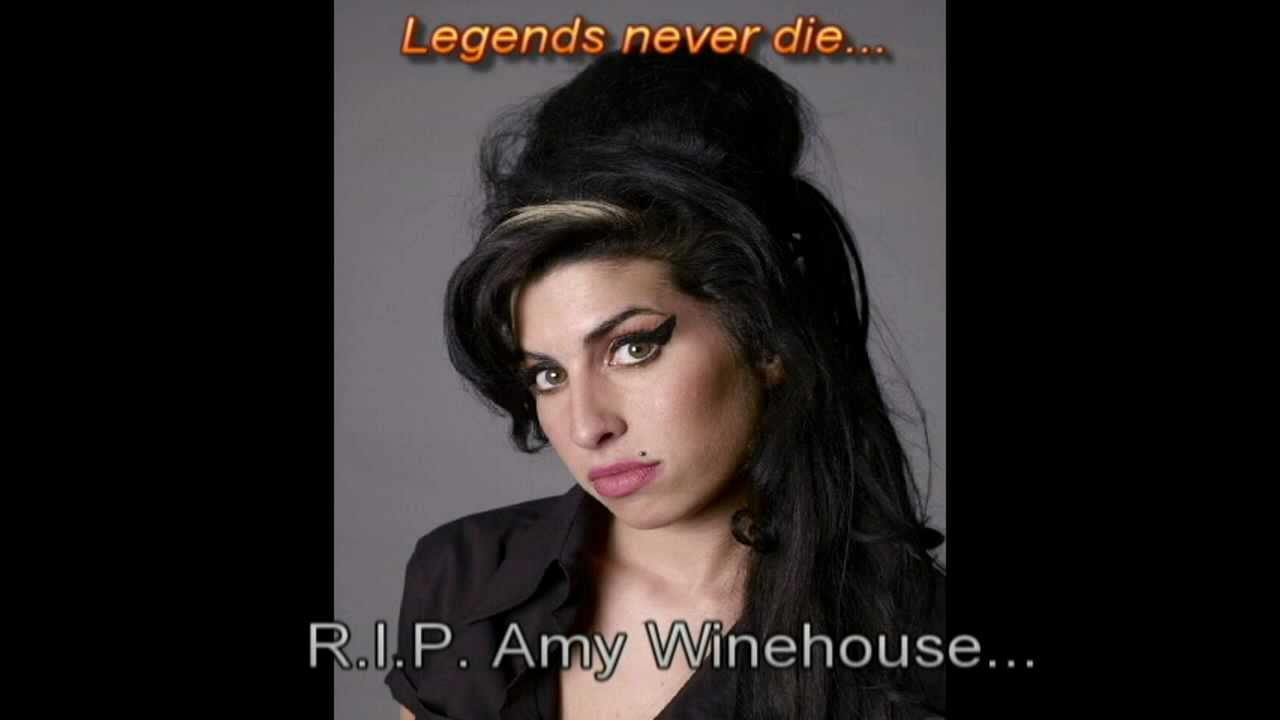 Amy Winehouse Tot