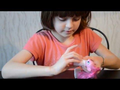 Видео о том как сделать одежду для пони Пинки Пай
