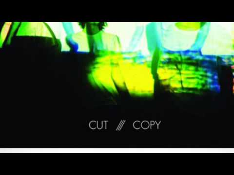 Cut Copy - hearts on fire - in ghost colours
