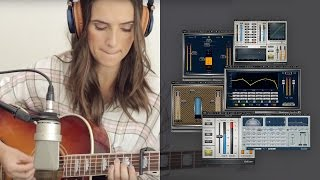 Professionally Mix and Master with the Waves Silver Plugin Bundle
