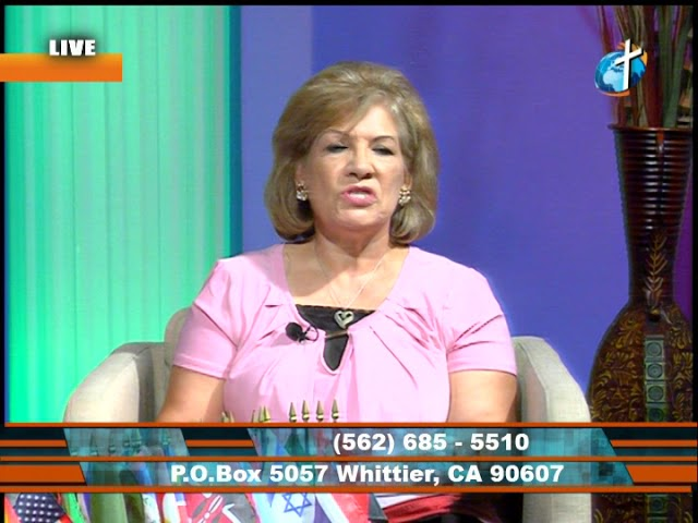 Under the Cloud of Glory Pastora Aida Arevalo 10-25-2017