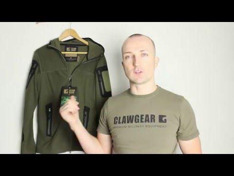 ClawGear - Aviceda Fleece Hoody