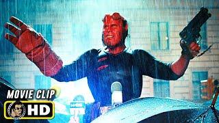 HELLBOY II (2008) Hellboy Goes Public [HD] Ron Perlman