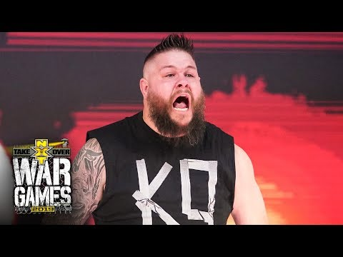 Kevin Owens shocks WWE Universe with NXT return: TakeOver: WarGames (WWE Network Exclusive)