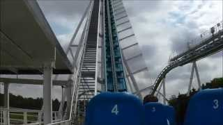 Carowinds: Fury325 Tallest Giga Coaster in the World!