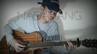 Video Nadarang x Mau | Shanti Dope (Fingerstyle Cover) FREE TABS with lyrics download MP3, 3GP, MP4, WEBM, AVI, FLV Agustus 2018