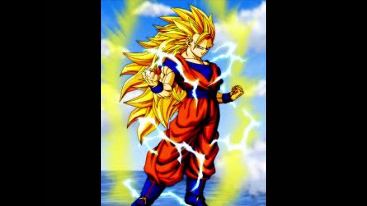 Las Mejores Fotos De Goku En Todas Las Fases Completamente: LAS FASES DE GOKU 1234