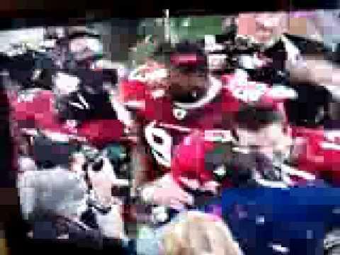 [ NFL ] Arizona Cardinals beat the Philidephia Eagles - Super Bowl 2008