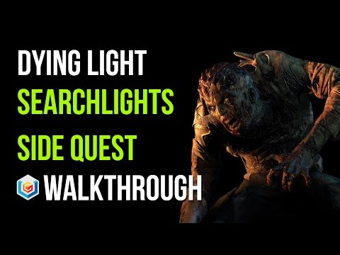 dying light how to get the following quest