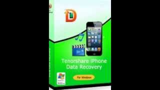 Tenorshare IPHONE Data Recovery Torrent Free Download