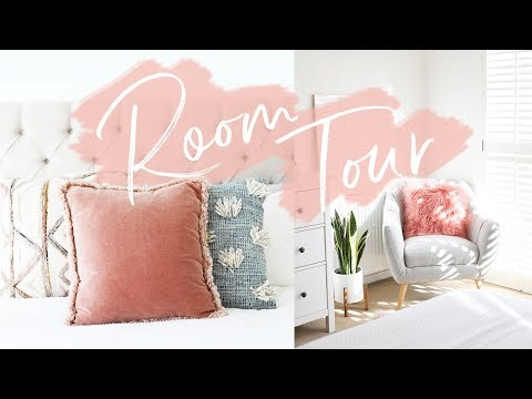 HOME TOUR PT. 1: BEDROOM TOUR | Hello October