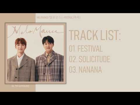 Download MINI ALBUM MELOMANCE – FESTIVAL Mp4 baru