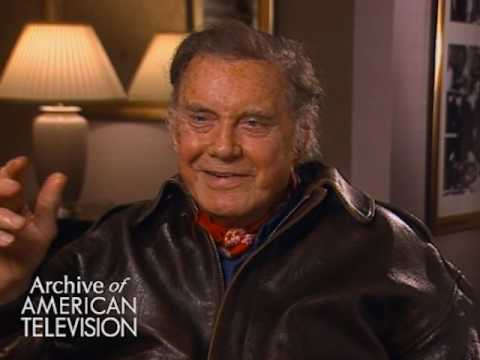 "Cliff Robertson on the TV series ""Rod Brown of the Rocket Rangers"" - EMMYTVLEGENDS.ORG"