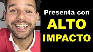Presentaciones de Alto Impacto: Cómo Hacer Exposiciones Orales Dinámicas y Originales